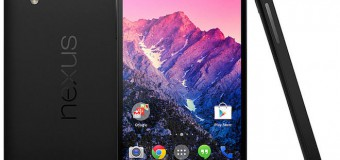 Google's New Nexus 5 Smartphone Set for An October Release?