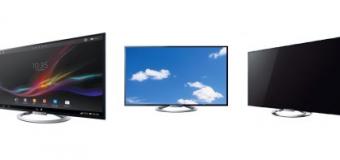 3D TVs
