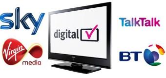 Digital TV Packages