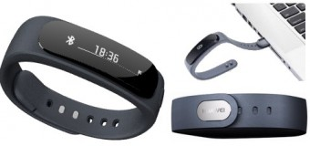 Huawei TalkBand Announced
