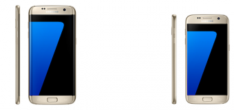 A Look at Samsung's Galaxy S7 & S7 Edge