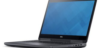 A Look at the Dell Precision 7710