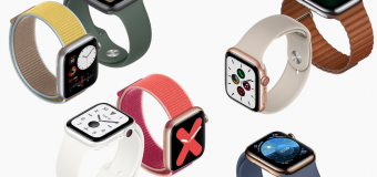 A Quick Look at the Apple Watch Series 5